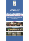 Rapport annuel 2017 - synthèse