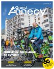 Grand Annecy magazine n°7 - avril 2019