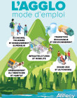 Agglo Mode d'Emploi<br>supplément Grand Annecy<br>magazine n°10<br>septembre 2020